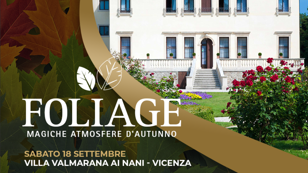 Foliage Villa Valmarana settembre