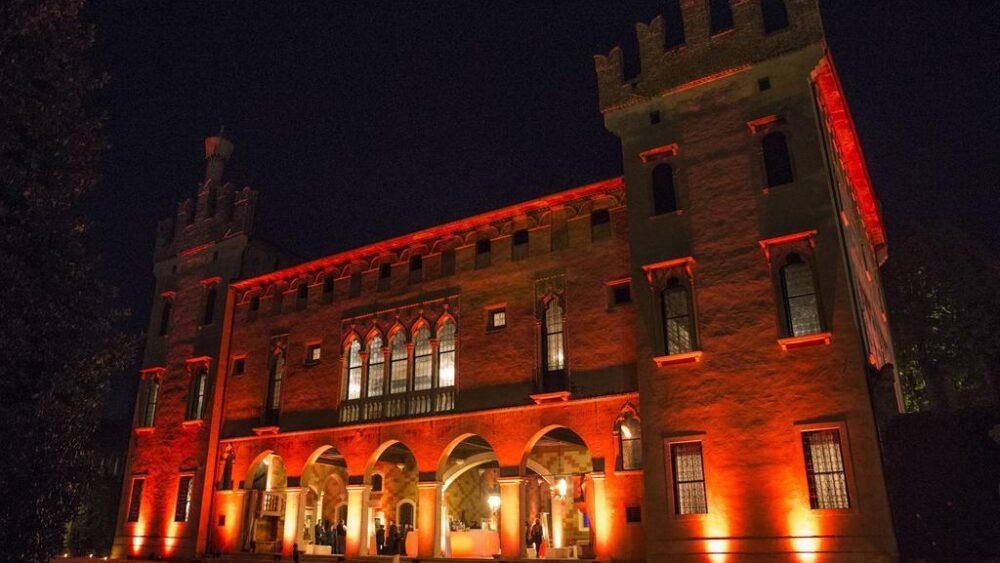 Asylum, Castello di Thiene