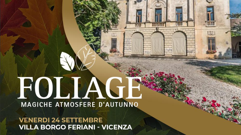 Villa Borgo e Feriani,Foliage settembre